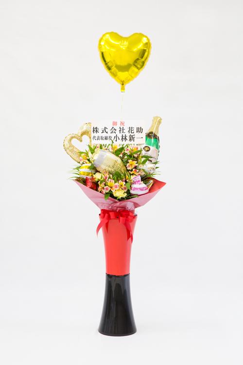 バルーンとお花