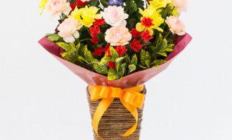 造花 ミディアムスタンド花
